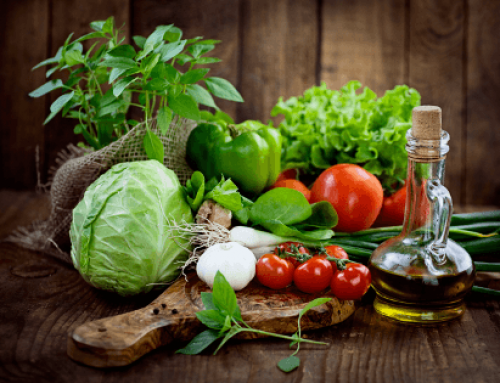 Nährstoffschonende Zubereitung von Lebensmitteln