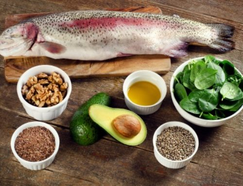 Lebensnotwendige Fettsäuren: Omega-6 und Omega-3