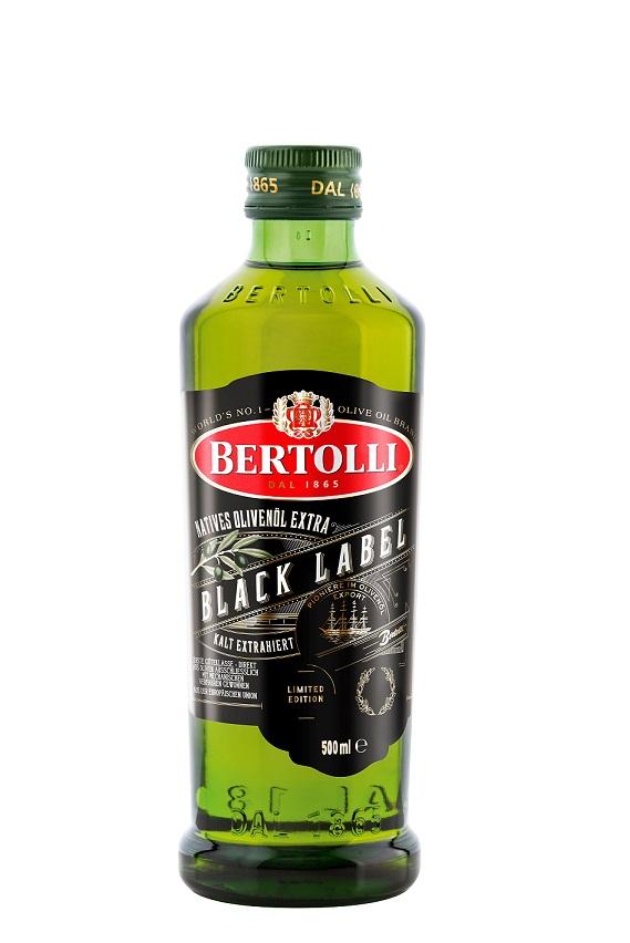Berlin Global Olive Oil Awards - Platinum Award - BERTOLLI Black Label